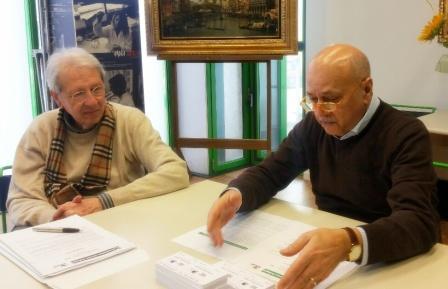 Emilio Mera e Giovanni Rizzo