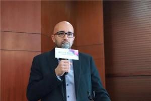 Davide Ferraris spin-off novarese ixtal_durante la presentazione